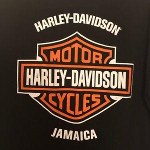 Harley Davidson Jamaica T